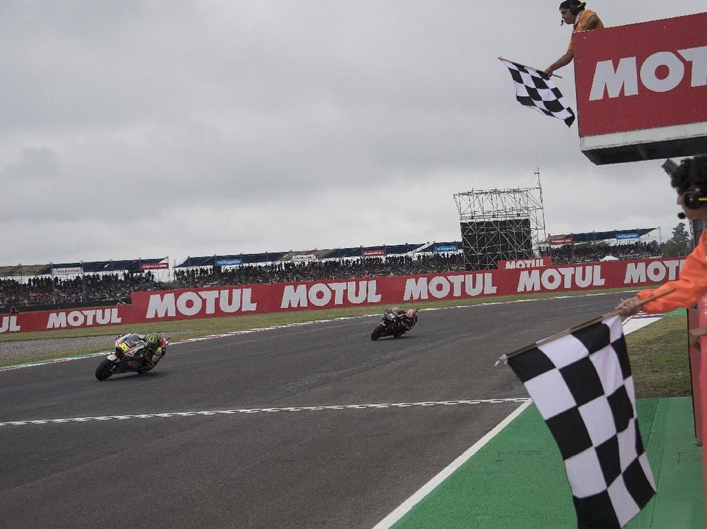 Live Streaming MotoGP Argentina, Tonton di detikSport