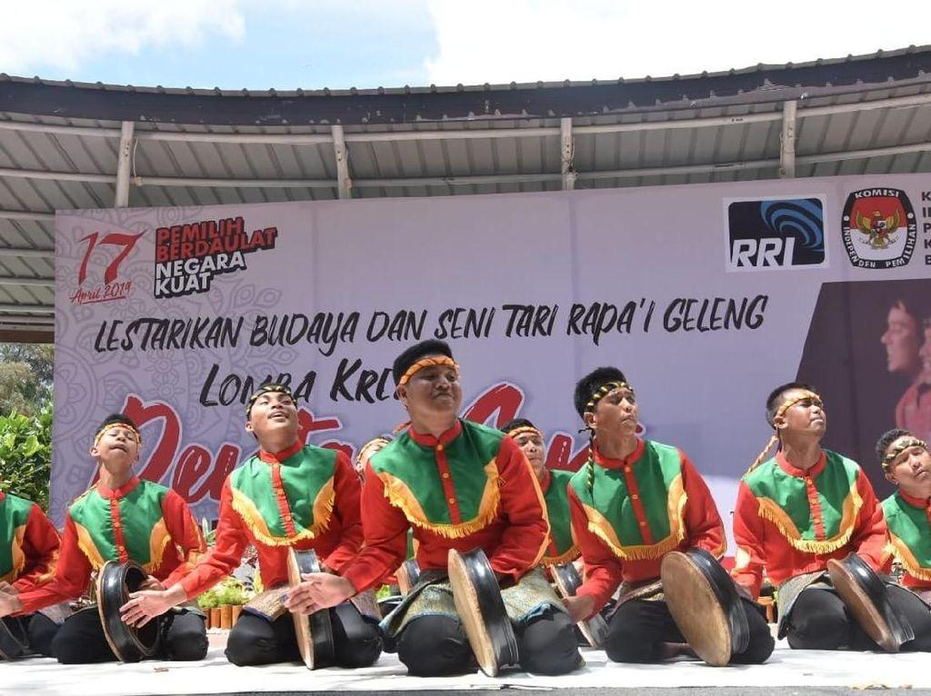 Situng KPU Aceh 71%, Selisih Suara Jokowi dengan Prabowo 1,4 Juta
