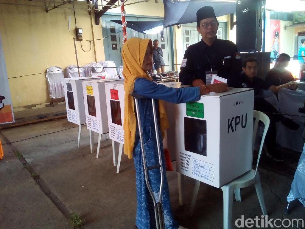 KPU Kudus Yakin Pemilih Hanya Butuh 45 Detik untuk Nyoblos 5 Kartu
