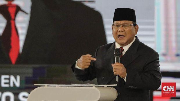 Retorika Absurd Prabowo dan Gaya Normatif Jokowi di Debat