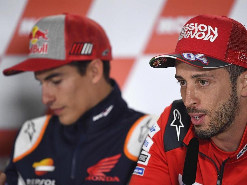 Dovizioso: Naik Podium MotoGP Amerika Serikat Bisa Dihitung Menang