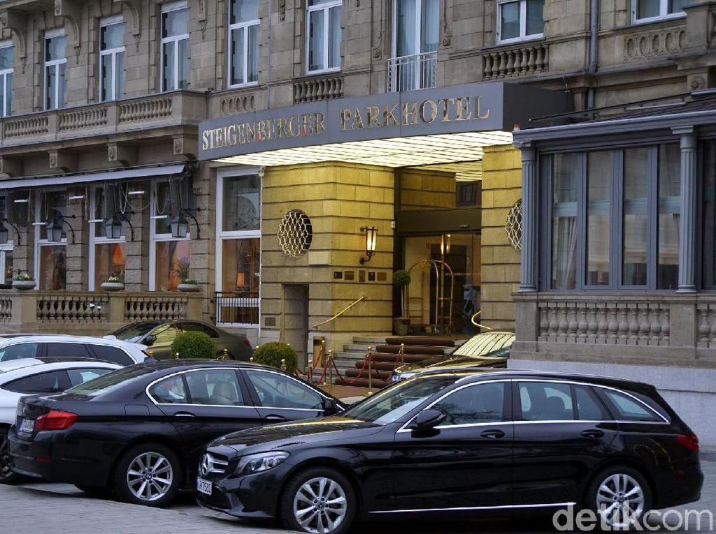 Ini Hotel Mewah di Jerman Langganan Kanselir Angela Merkel