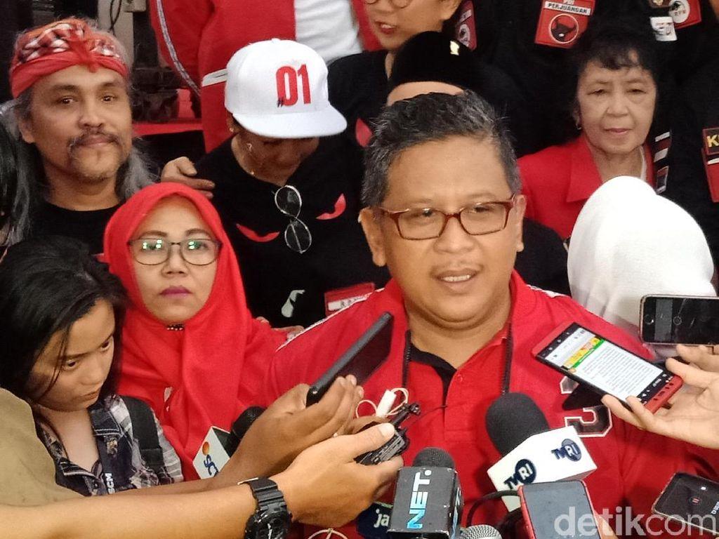 Rustriningsih Sebut Kader PDIP Tinggalkan Jokowi, Ini Kata Hasto