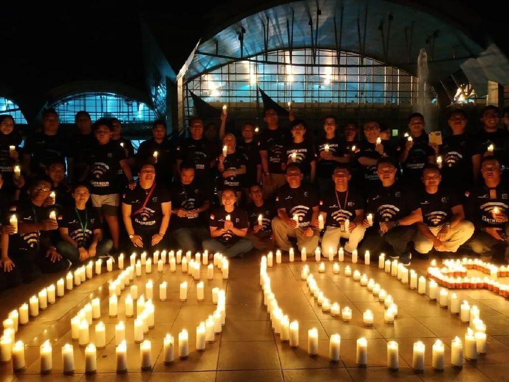 Earth Hour, 13 Bandara Ikut Padamkan Lampu Selama 1 Jam
