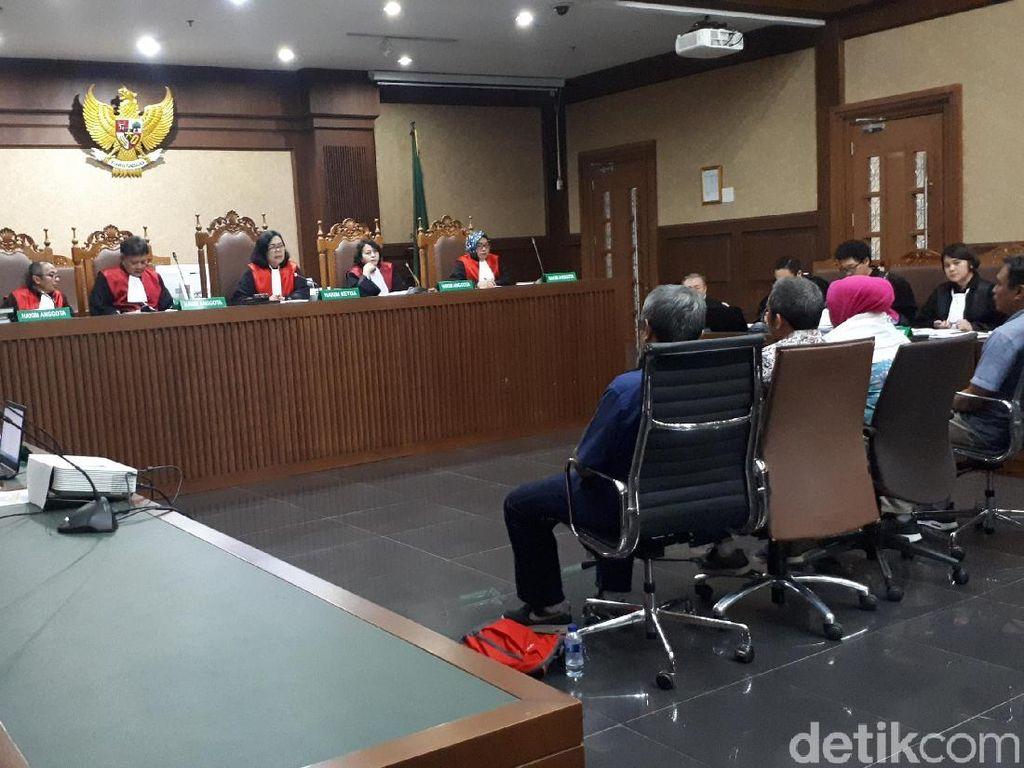 Saksi Mengaku Diperintah Dirut WKE Beri Uang ke Pejabat PUPR