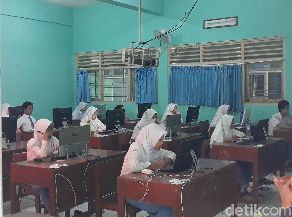 UNBK di Bantul, 2 SMA Sempat Alami Gangguan Listrik