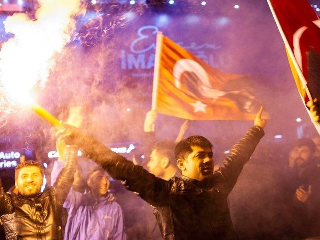 Pilkada Turki, Partai Pimpinan Erdogan Kalah di Ankara