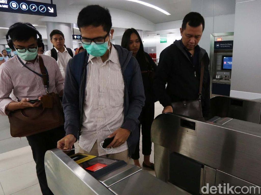 Kini Bisa Cek Informasi MRT Jakarta di Google Maps