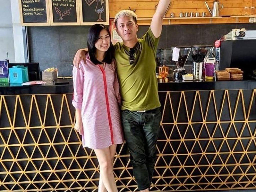 Cerita Delon Thamrin soal Kekasih Barunya