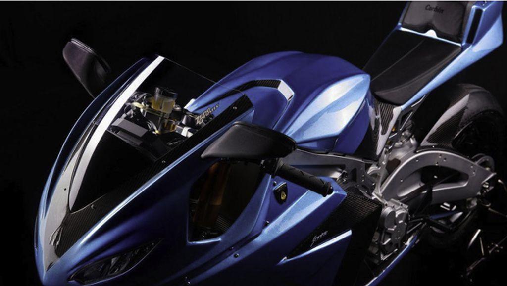 Motor Listrik Tercepat di Dunia, Kecepatannya 351 Km/jam