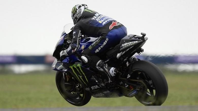Cara Tepat Memilih Ban MotoGP, Ukur Suhu Aspal Dulu!