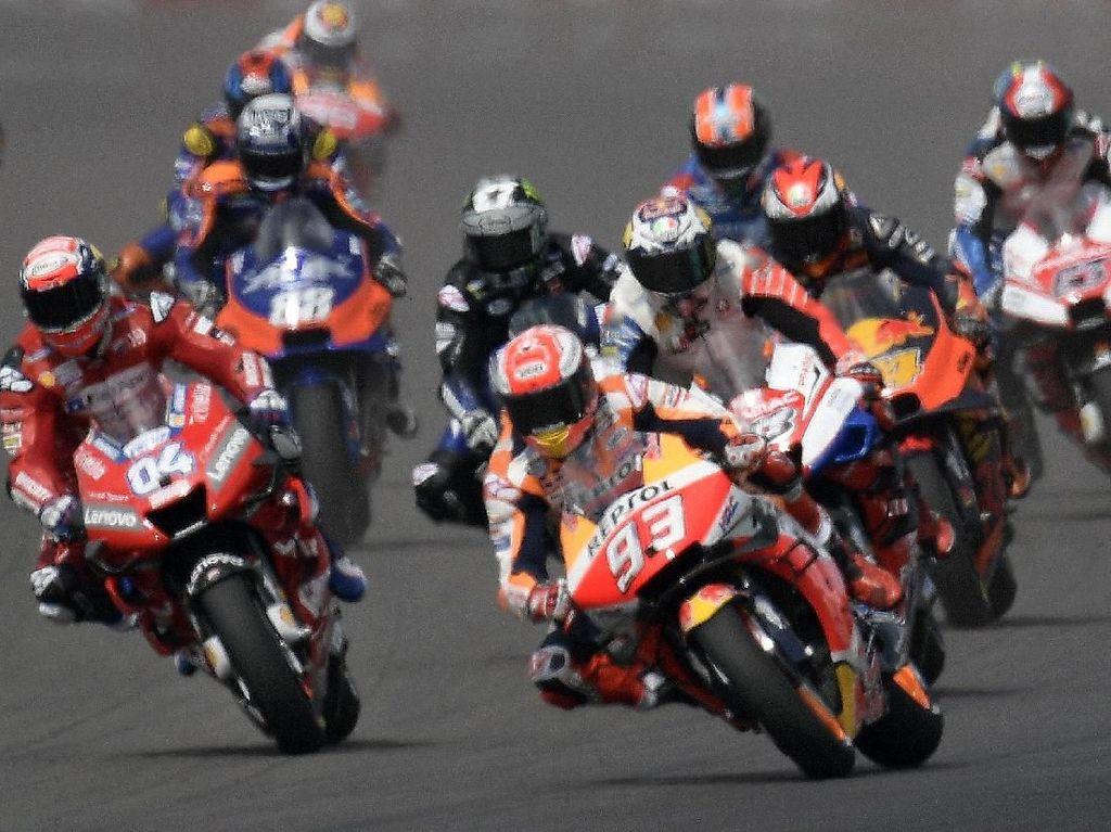 Jadwal MotoGP Amerika Serikat di Austin Akhir Pekan Ini