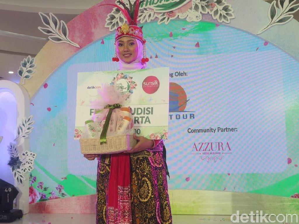 Mahasiswi UII Yogyakarta Ini Melaju ke Grandfinal Sunsilk Hijab Hunt 2019