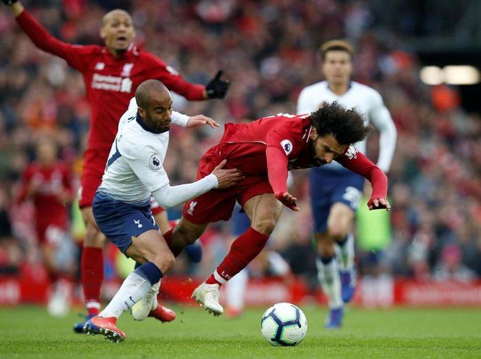 Hasil Liga Inggris Liverpool Taklukkan Tottenham