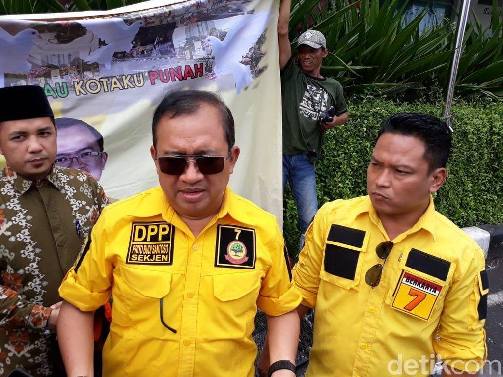 Ketua Berkarya Minta Prabowo Juga Tolak Hasil Pileg, Priyo: Itu Pribadi