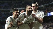 Video: Benzema Sudah Ngegas, Madrid Tak Kunjung Panas