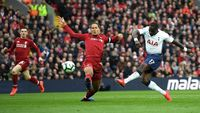 Liverpool Harap-Harap Cemas Menanti Kabar Cedera Van Dijk