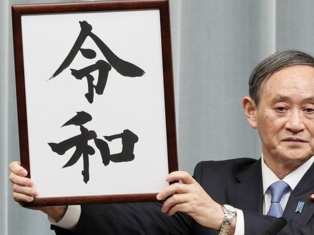 Jepang Umumkan Reiwa Sebagai Kata yang Menandai Era Baru Kekaisaran