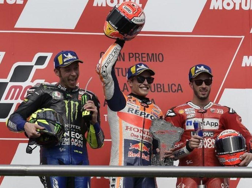 Hasil MotoGP Argentina