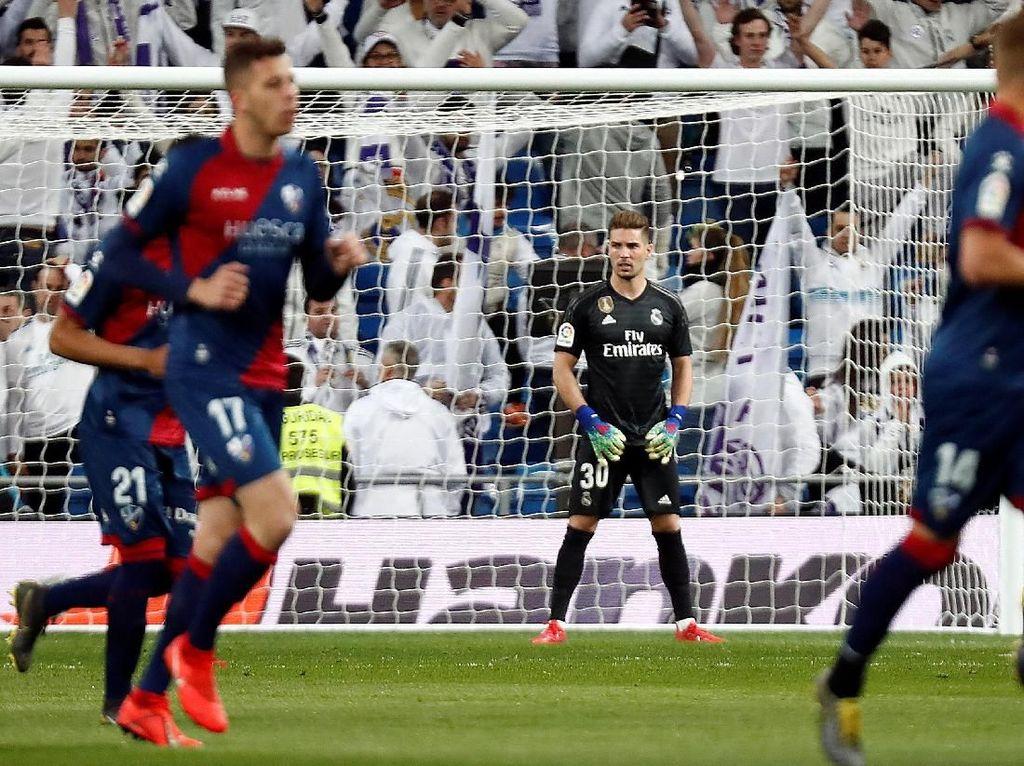 Mainkan Luca, Nepotisme ala Zidane di Madrid?