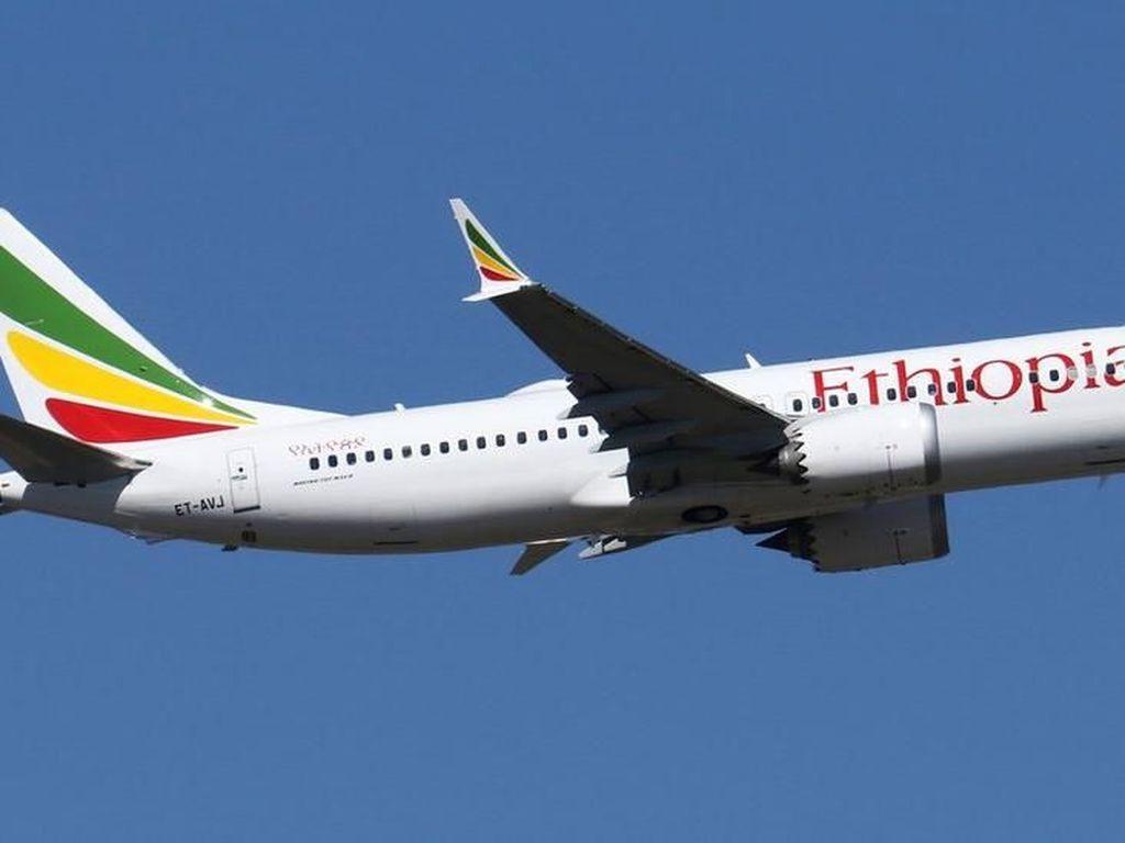 Laporan Ethiopian Air: Pilot Tak Bisa Kontrol Pesawat Meski Patuhi Prosedur