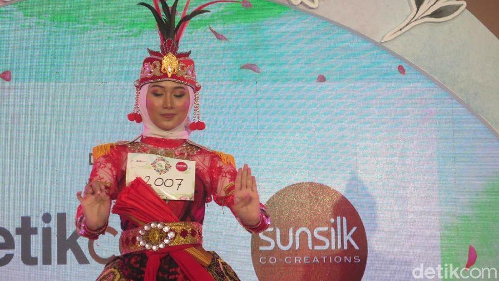 Bakat Unik 10 Hijabers Cantik di Audisi Sunsilk Hijab Hunt Yogyakarta