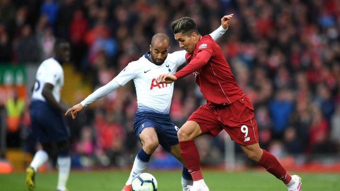 Jadwal Liga Inggris Malam Ini Tottenham Vs Liverpool