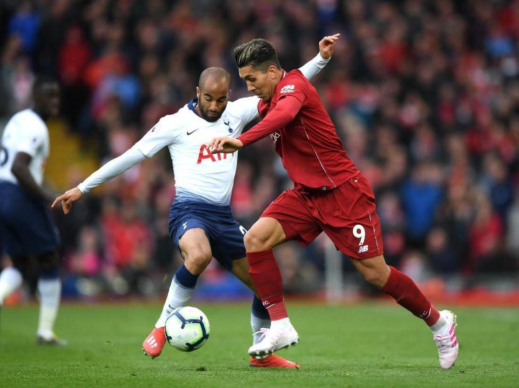 Sederet Catatan Jelang Duel Liverpool Vs Spurs