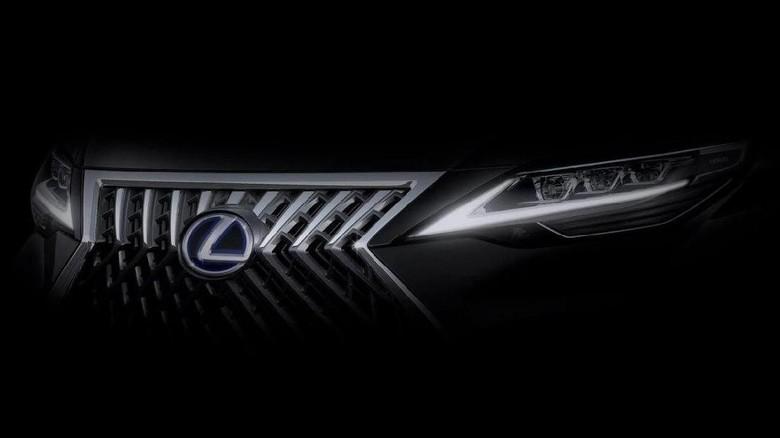 Lexus Siapkan Kembaran Alphard