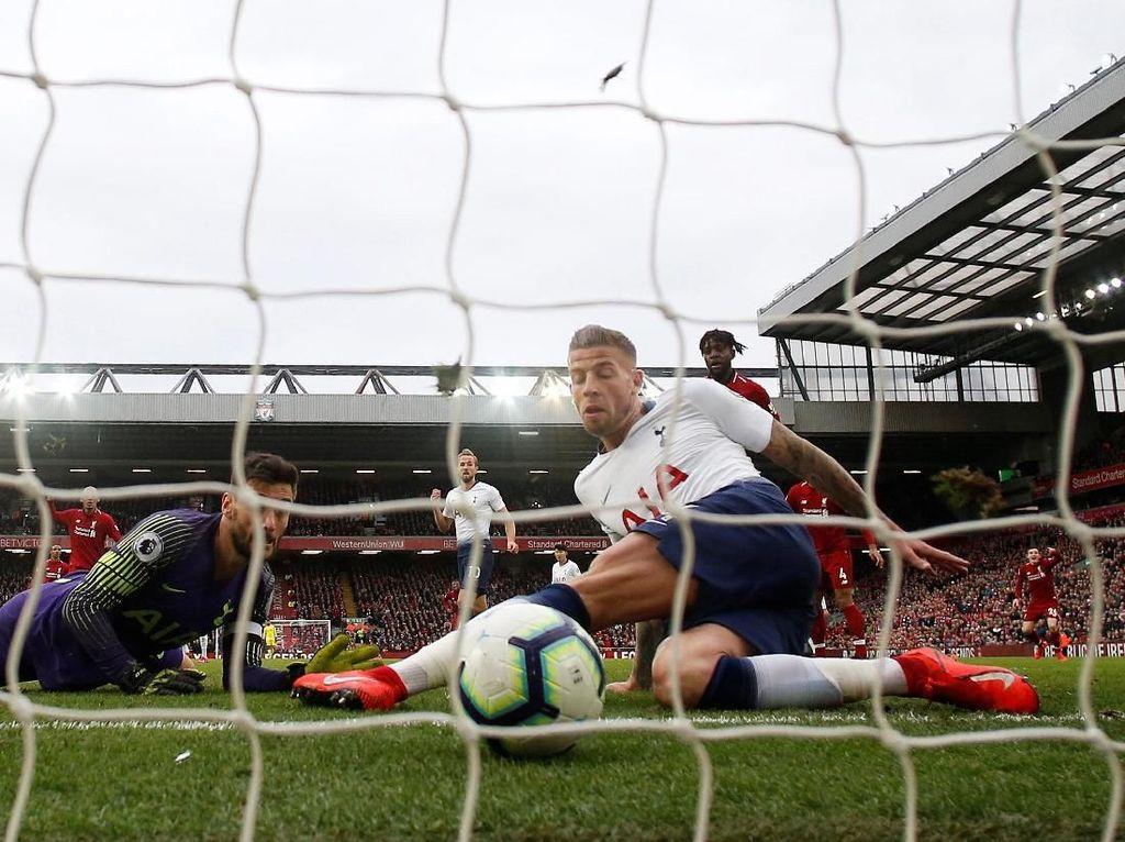 Pochettino Sebut Tottenham Kurang Beruntung