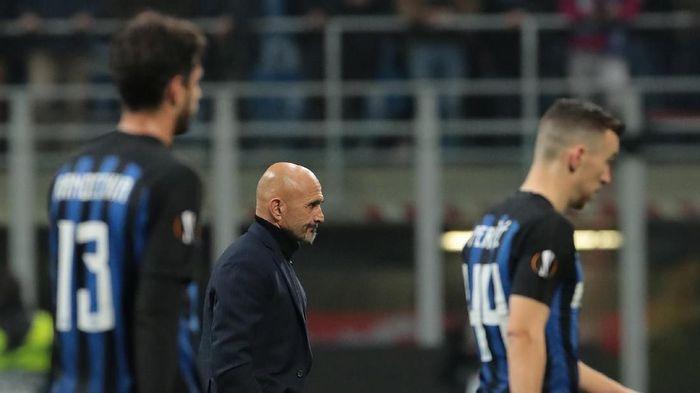Inter Milan dipermalukan Lazio 0-1 di Liga Italia. (Foto: Emilio Andreoli / Getty Images)