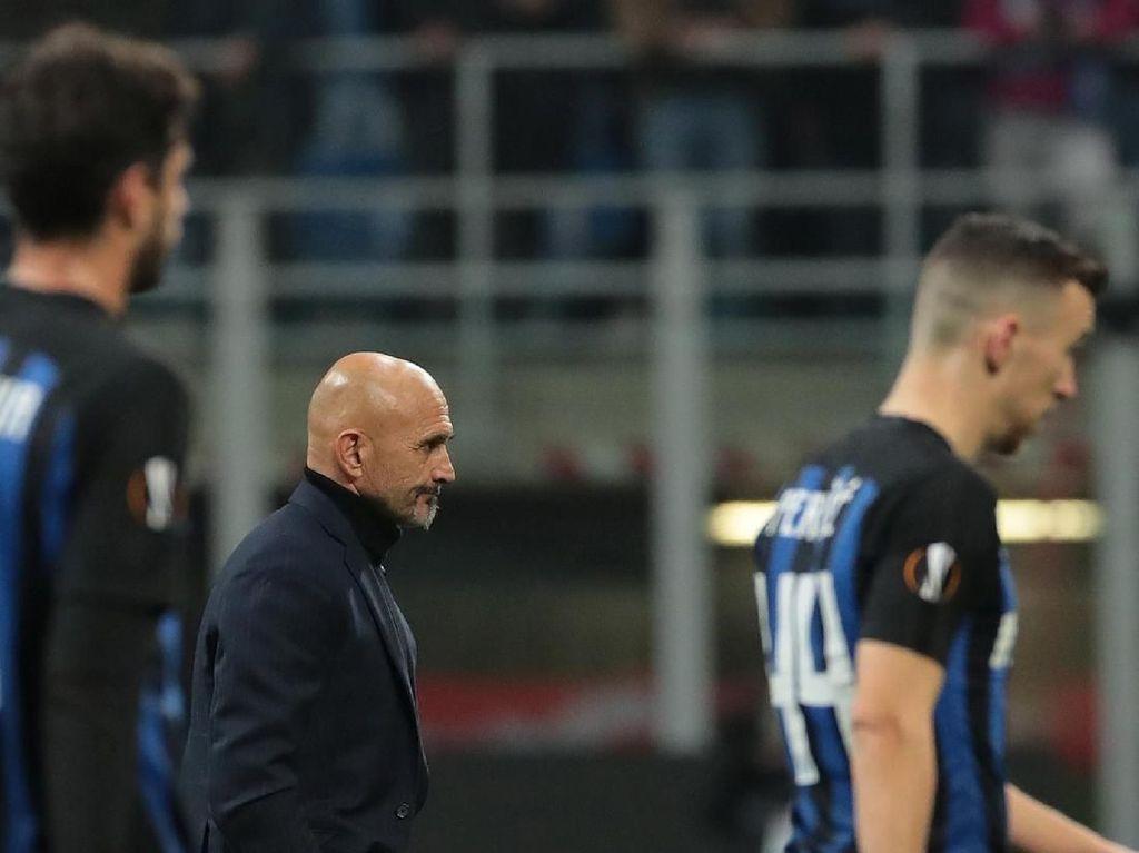 Inter Ditekuk Lazio, Spalletti: Rasanya Seperti Kalah Telak