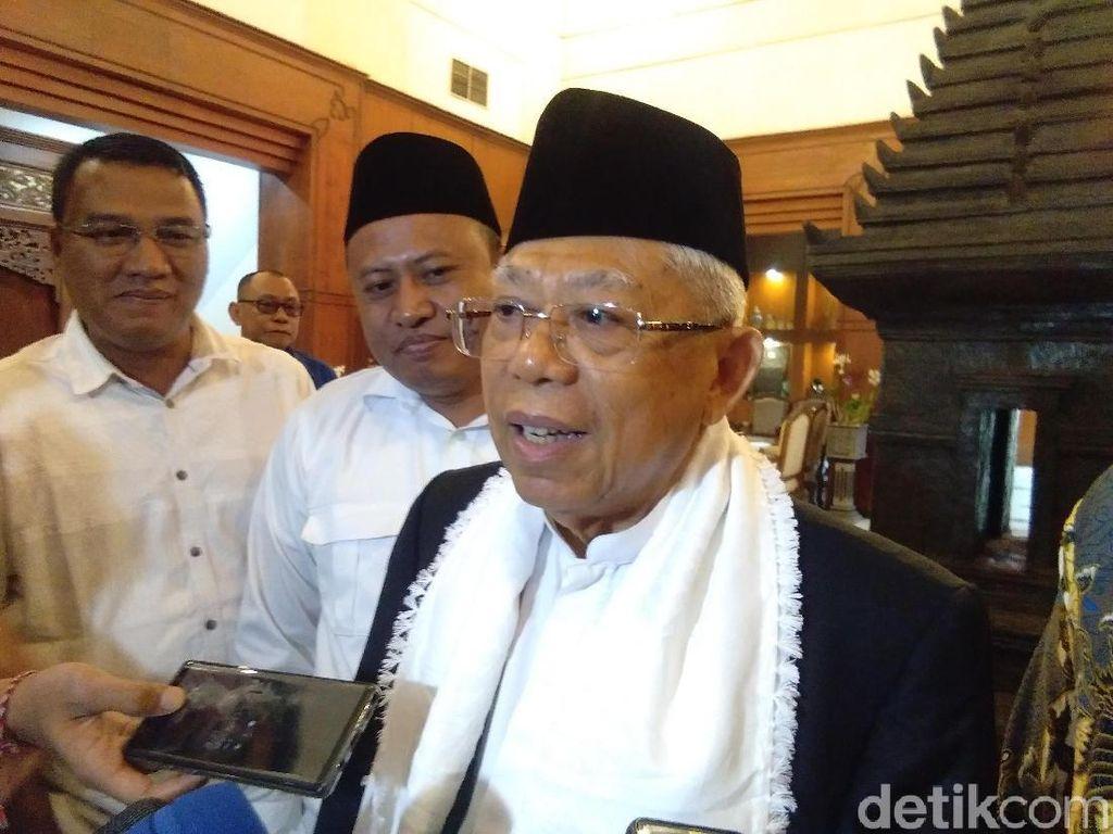 Prabowo Sebut Indonesia Tak Dihormati, Maruf Ungkit Peran RI untuk Rohingya