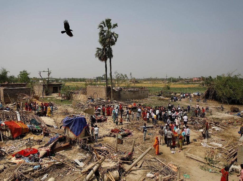 28 Orang Tewas dan Ratusan Lainnya Terluka Akibat Badai di Nepal