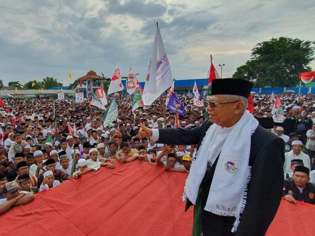 Maruf: Jembatan Suramadu Digratisin, Itu Berarti Jokowi Cinta Madura