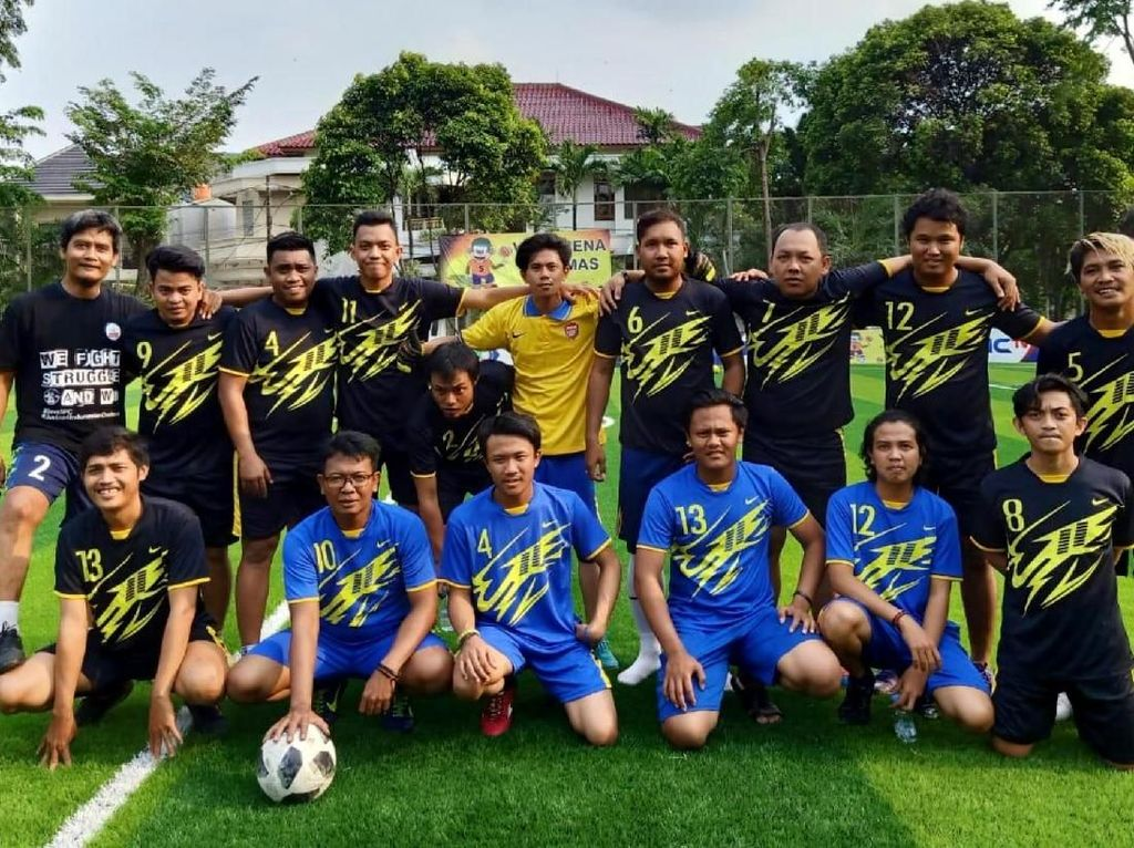 Sepakbola Perkuat Soliditas Pekerja