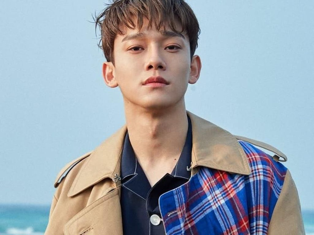 Chen EXO Resmi Debut Solo dengan Beautiful Goodbye
