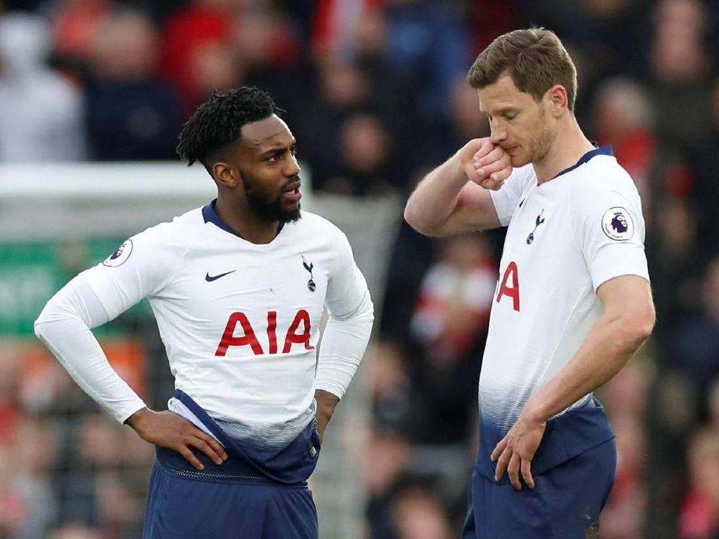Kenyataannya Tempat Tottenham Memang Baru Empat Besar
