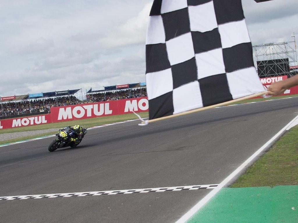 Rossi Bertekad Ubah Peruntungan Buruk di Jerez
