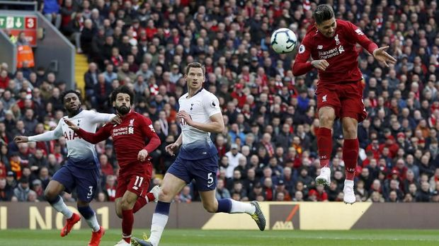 Liverpool akan menghadapi Tottenham di final Liga Champions.