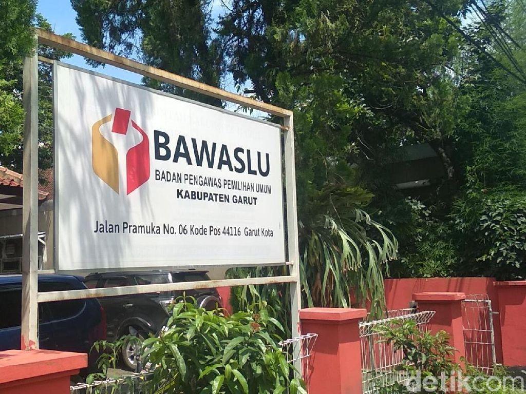 Bawaslu Cecar Ketua DPRD Garut Soal Dugaan Politik Uang Pemilu 2019