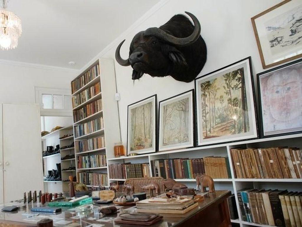Pusat Pelestarian Novelis Ernest Hemingway Kini Berdiri di Havana