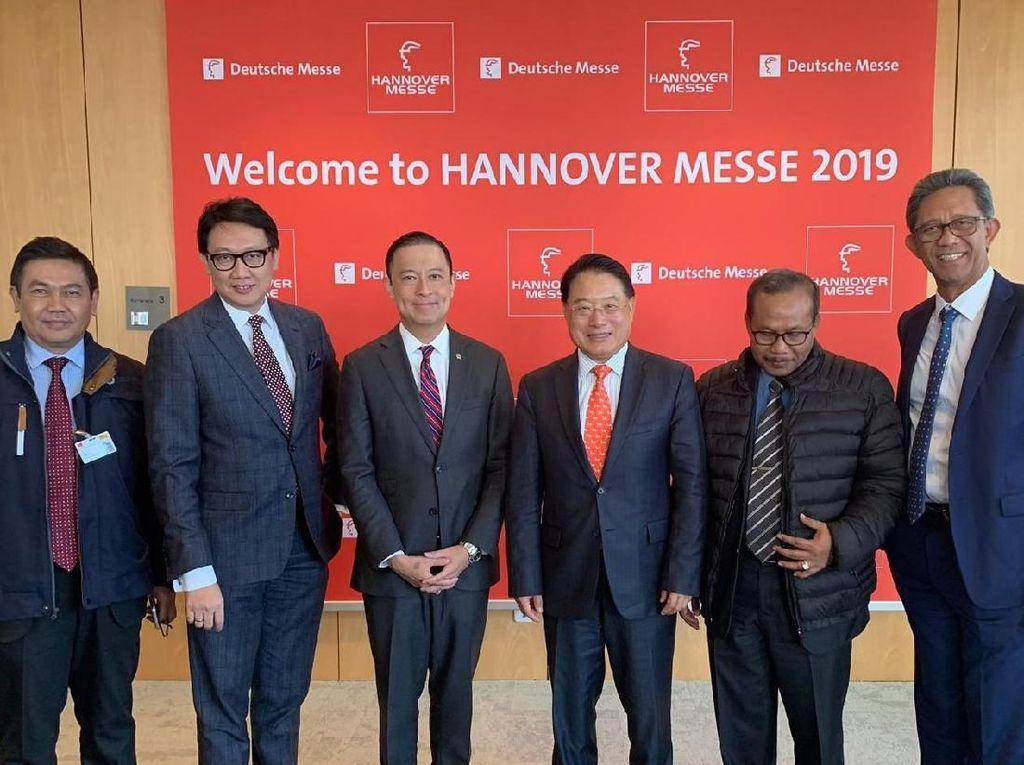 Bersiap Jadi Negara Mitra Tahun 2020, Indonesia Hadiri Hannover Messe 2019