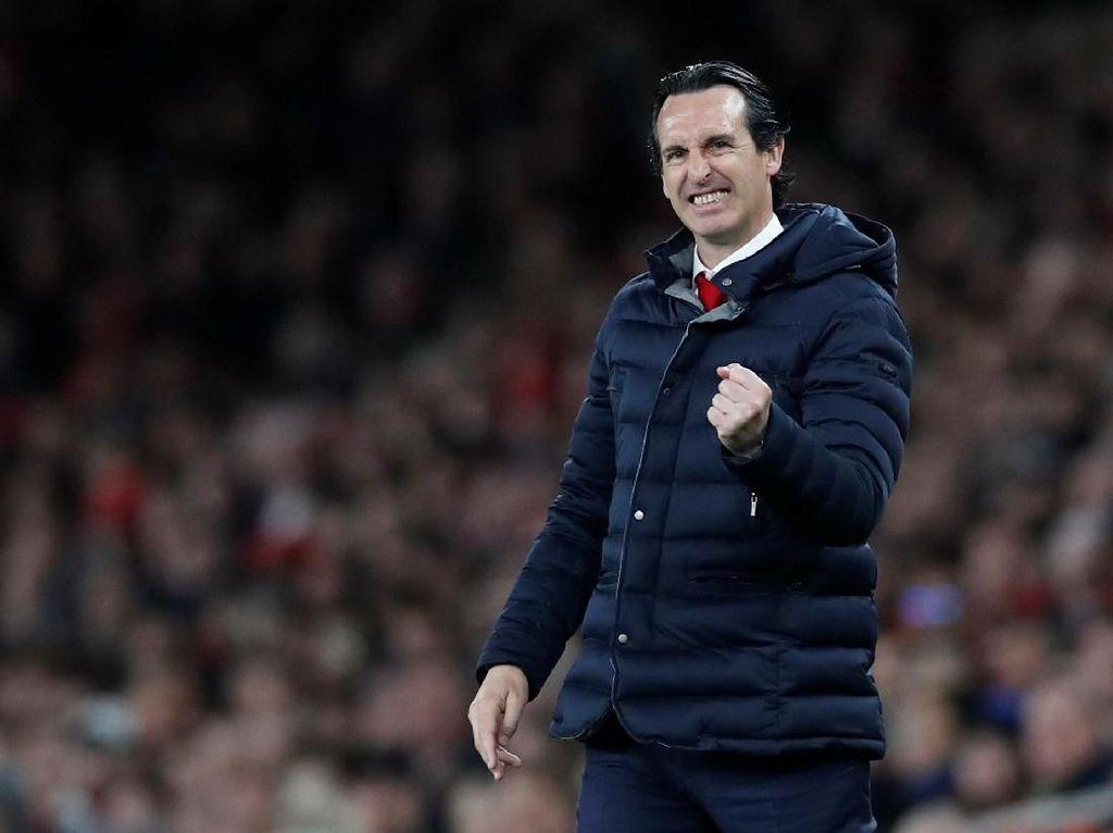 Arsenal Berharap Tuah Unai Emery di Final Liga Europa
