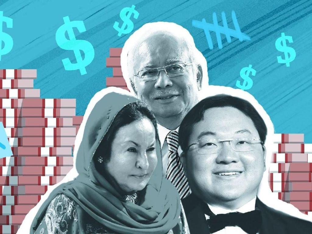 Pria Flamboyan, Perdana Menteri, Penggila Pesta di Seputar Skandal 1MDB