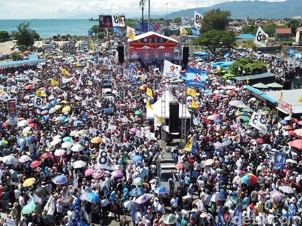 Prabowo: Banyak Media Kerjanya Bohongi Rakyat!