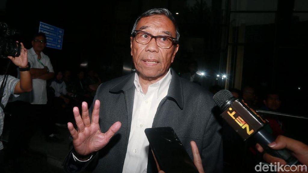 Eks Sekjen Kemenag Nur Syam Diperiksa KPK Soal Kasus Rommy