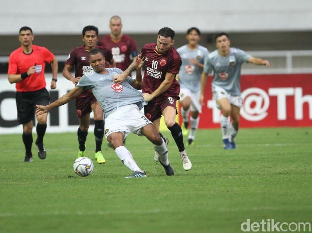 Hasil Piala AFC: Sempat Unggul, PSM Ditahan Kaya FC 1-1
