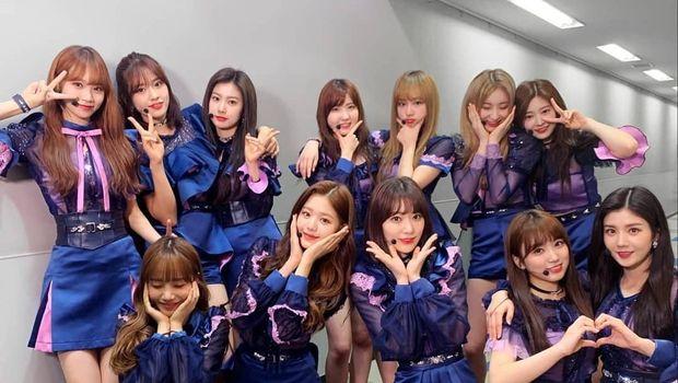 Girlgrup IZ*ONE