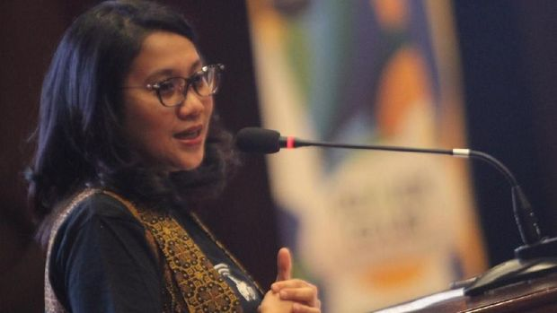 Nila Marita, Chief Corporate Affairs Gojek